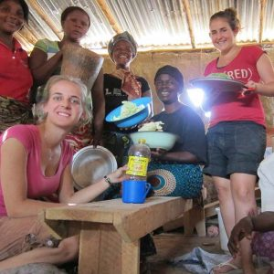 School getting involved by visiting a Zambian school that is partnered with Beyond Ourselves